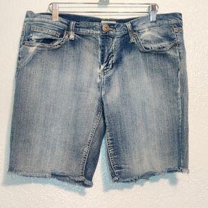 Mudd Jean Stretch Shorts